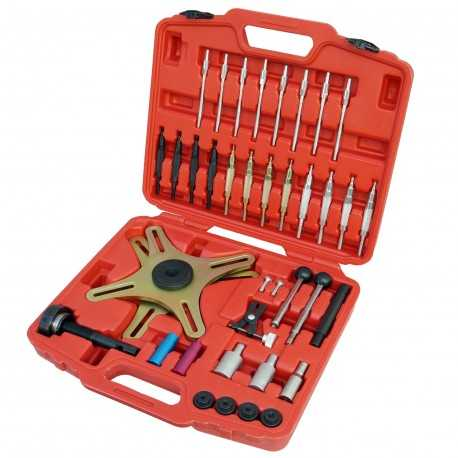 SAC clutch alignment tool set, for 3- and 4-bore SAC clutches