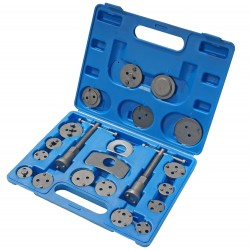 Brake rewind tool set, 21pcs