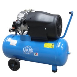 Compressor 50l, 2.2kW, 8bar