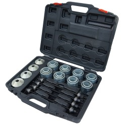 Universal bushing remover/installer set, 34-72mm, 44-82mm