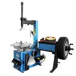 Tyre changer & wheel balancer, all in one