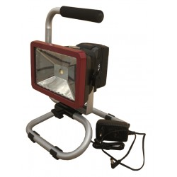 LED work lamp with battery 4.0Ah/20V