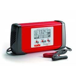 Automatic car battery charger, jump starter, 6, 12, 24V, 600W, Telwin
