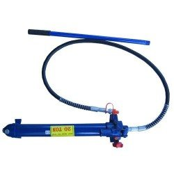 Hydraulic hand pump for presses 20t
