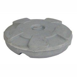 Rubber pad for the T83000E floor jack