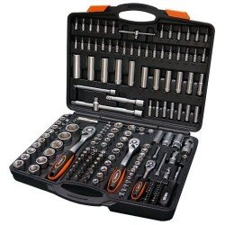 "1/2"", 3/8"", 1/4"" socket set, 171pcs"