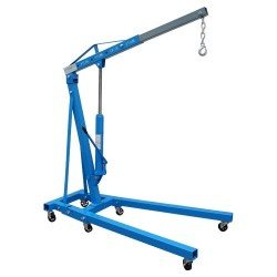 Engine hoist crane 1t, folding