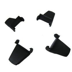 Jaw clamp protector set (short)
