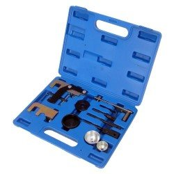 Timing tool set for Renault, Opel, Nissan