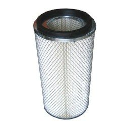 Filter cartridge for sandblaster cabinets
