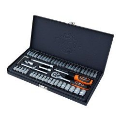 "1/4"" socket set , 53pcs"