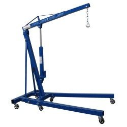 Engine hoist crane 2t, folding