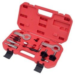 Timing tool set for Fiat, Opel