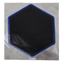 Diagonal tyre patch, 80mm