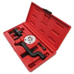 Water pump removal tool set for VW T5, Touareg 2.5D