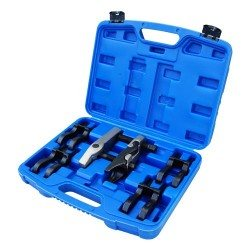 Ball joint separator tool set, replaceable heads, 20, 22, 24, 27, 30mm