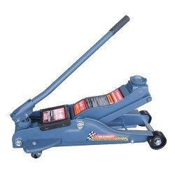 Floor jack, 2t, low profile