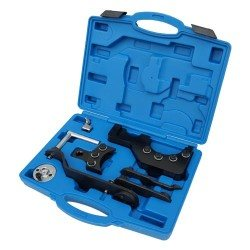 Timing tool set for VW