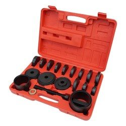 Wheel bearing removal/installation tool set 50-88mm