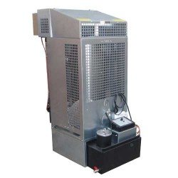 Waste oil heater, 22-30kW