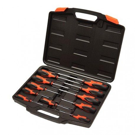 Torx screwdriver set T6-T40