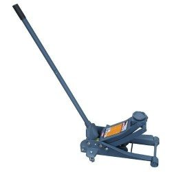Floor jack, 2.5t, low profile
