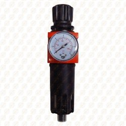 "Water separator with pressure regulator 1/2"", 12bar"