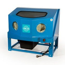 Closed cabin tabletop part washer