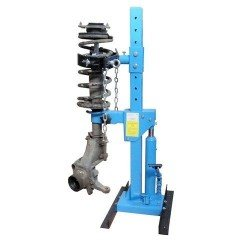 Coil spring compressing station, 1t