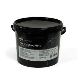 Tyre mounting paste, black color, 5L