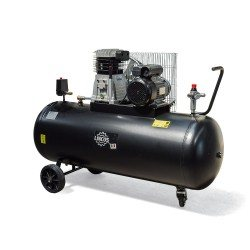 Industrial compressor, 200l, 2.2kW, 8bar