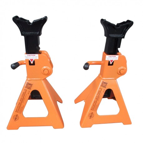 Jack stand, 3t, ratchet type