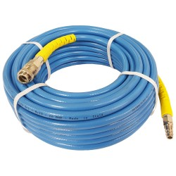 "Reinforced air hose. 20bar, 1/4"", 20m"