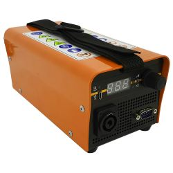 Induction heater for repair shop