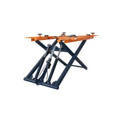 Portable scissor lift, 2.7t, 230V