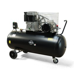 Industrial compressor, 200l, 4kW, 10bar