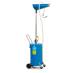 Pneumatic waste oil collector, 68l