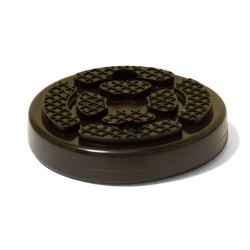 Rubber pad for STD-4040 two-post lifts