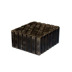 Rubber block for scissor lift STD-5335A