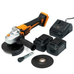 Wireless Angle Grinder 18V