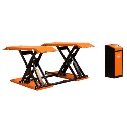 Portable scissor lift, 3t